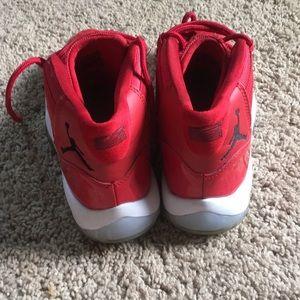 Air Jordan Shoes - Air Jordan's size 8.
